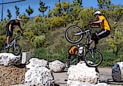 Trial Bici
