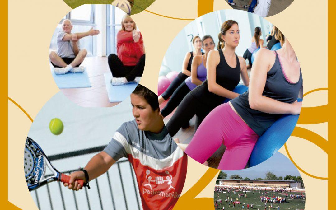 Escuelas Deportivas  y Cursos de Actividad Física 2017/2018