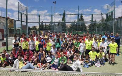 XX Encuentro de Pádel de Escuelas Deportivas de Úbeda